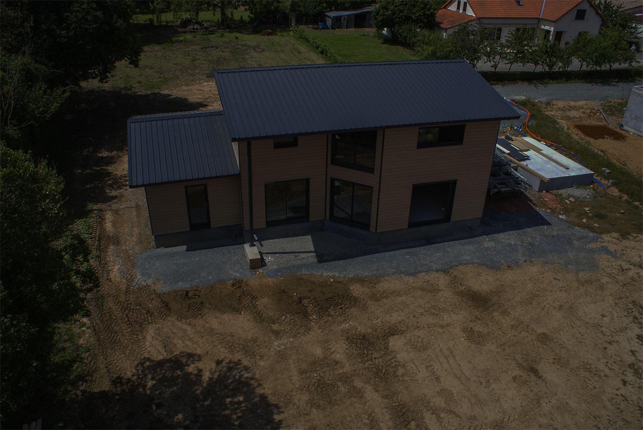 réalisation-maison-ossature-bois-vienne-garrat-menuiserie-sud-vienne